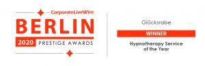 Hypnotherapie Service Award